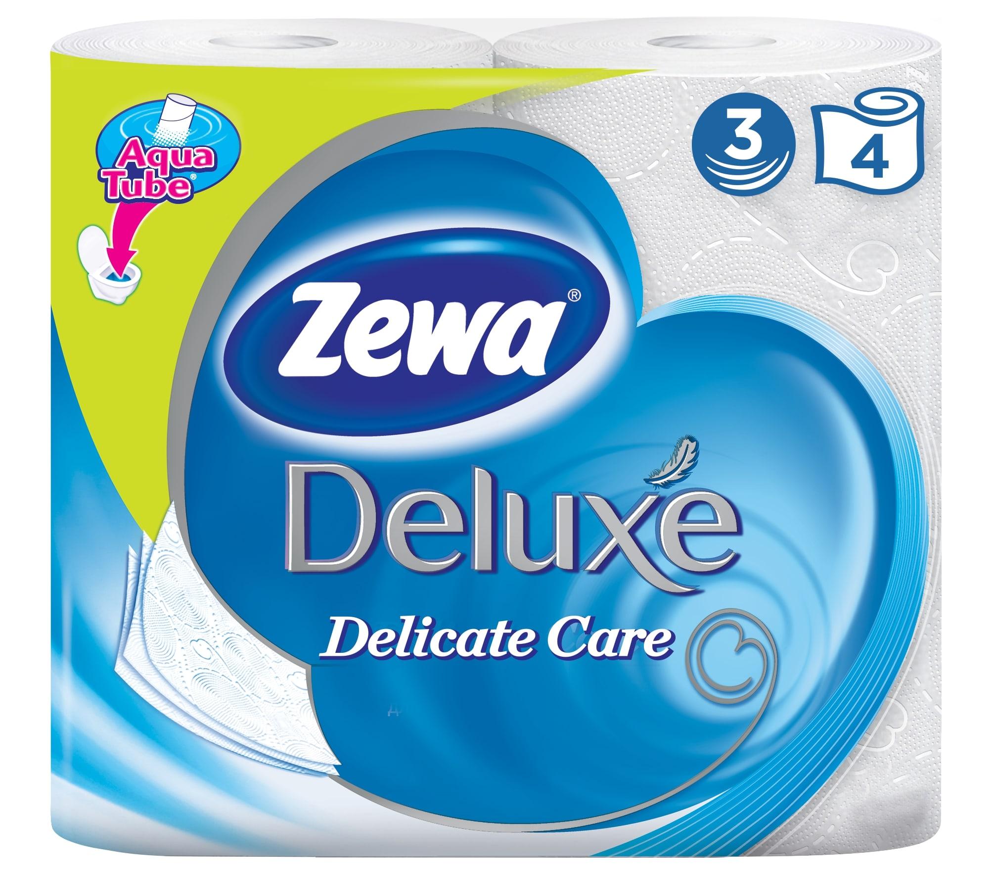 ZEWA DELUXE PURE WHITE