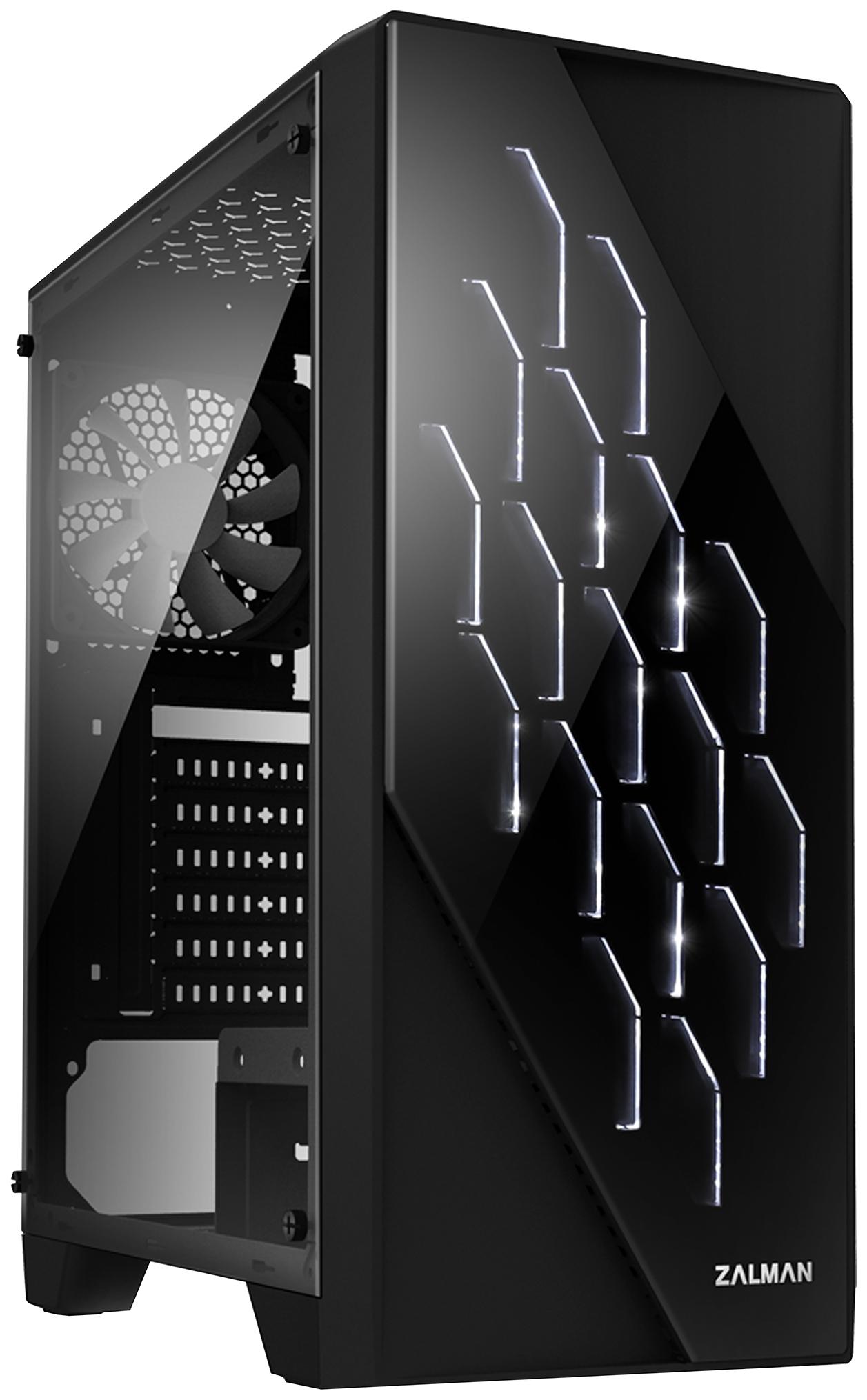 Корпус компьютерный ZALMAN S1  - купить со скидкой