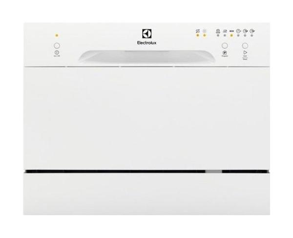 Посудомоечная машина компактная Electrolux ESF2300DW white