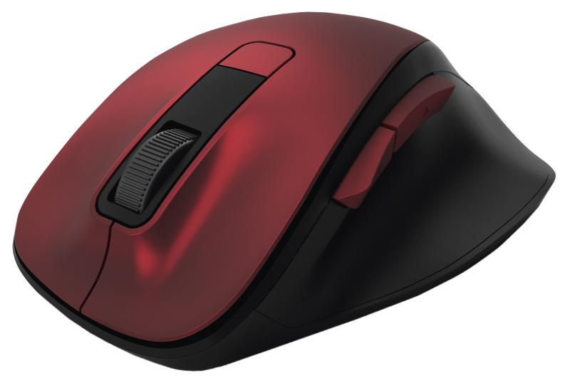 Беспроводная мышь Hama MW-500 Red/Black (182634)