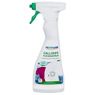 Спрей Heitmann пятновыводитель на основе желчного мыла