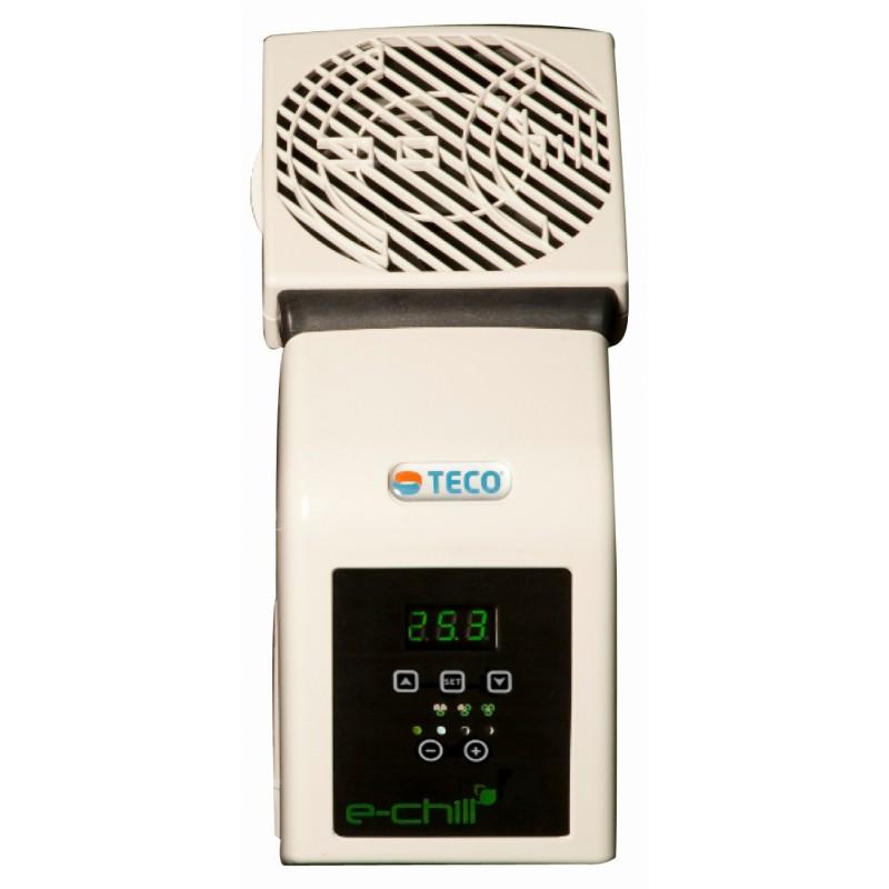 Вентилятор аквариумный Teco одинарный с термоконтролером