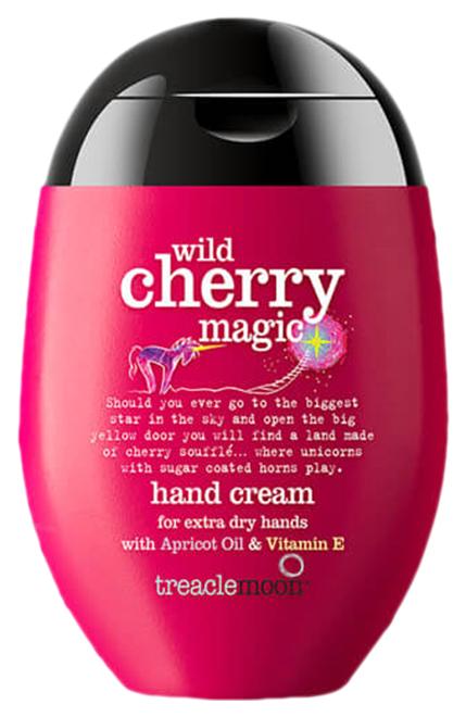 Купить Крем для рук Treaclemoon Wild Cherry Magic Hand Cream 75мл