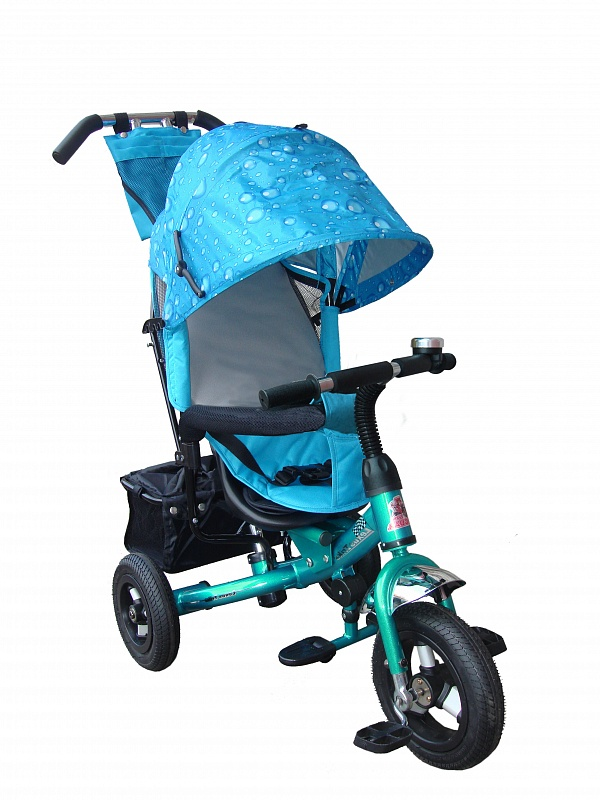 Велосипед детский Lexus Trike MS-0526 Next Pro Air аква