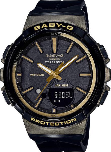 Японские спортивные наручные часы Casio Baby-G BGS-100GS-1A фото