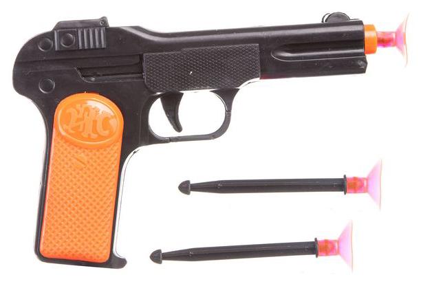 Огнестрельный игрушечный пистолет Shenzhen Toys 725B