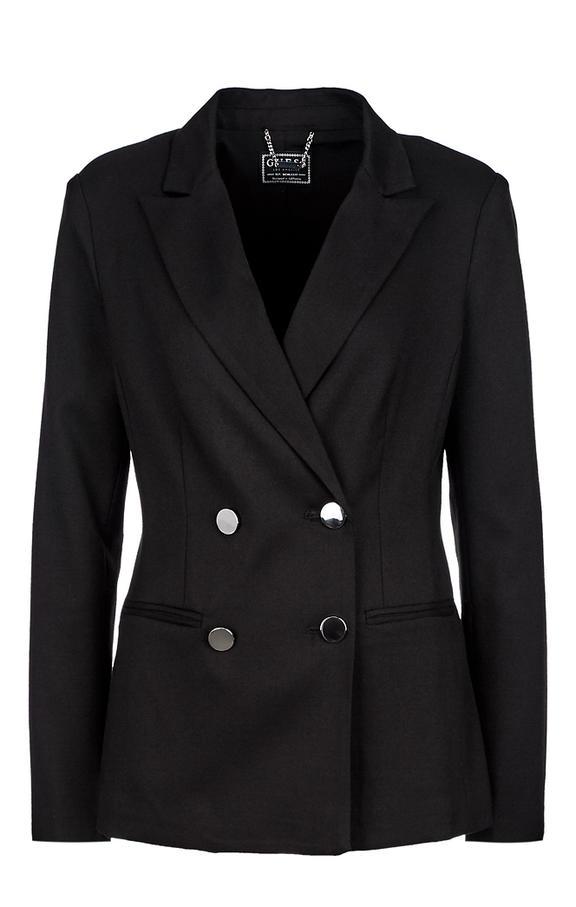 Пиджак женский Guess черный 46