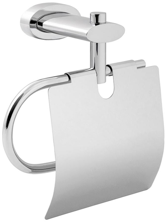 Держатель туалетной бумаги закрытый, настенный WESS Ellips