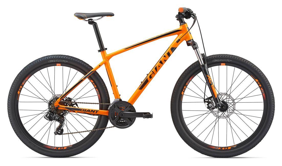 Велосипед Giant ATX 2 27.5 2019 17\