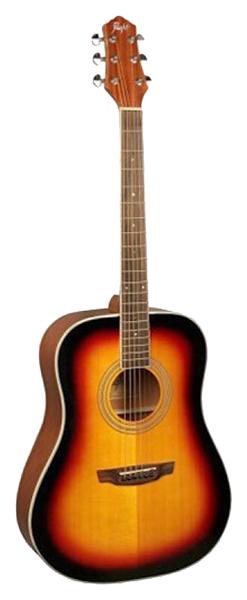 Акустическая гитара FLIGHT AD-200 3TS фото