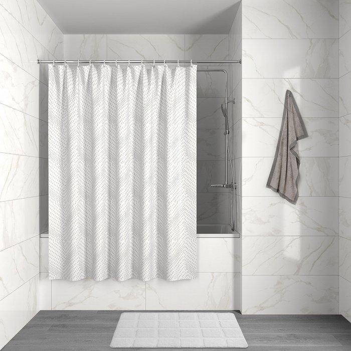 Штора для ванной комнаты IDDIS Décor D04P118i11
