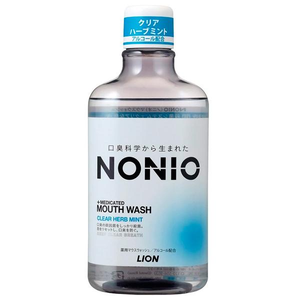 Ополаскиватель для полости рта LION Nonio