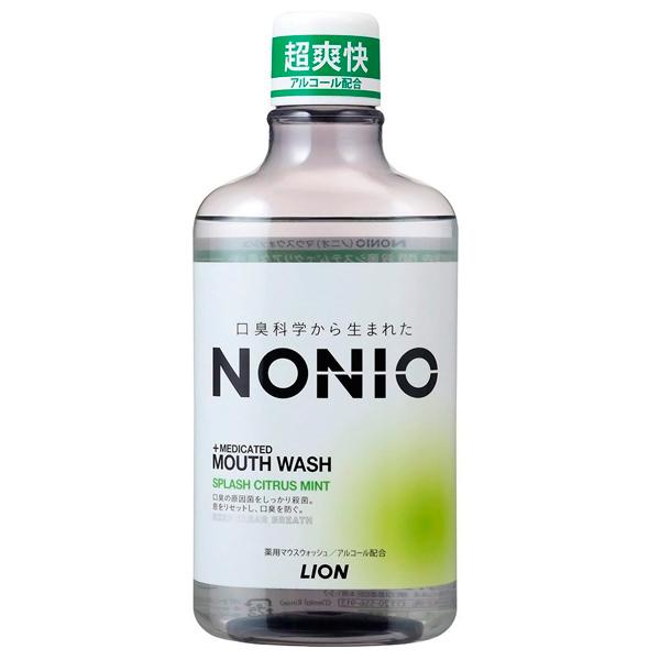 Ополаскиватель для полости рта LION Nonio мятно