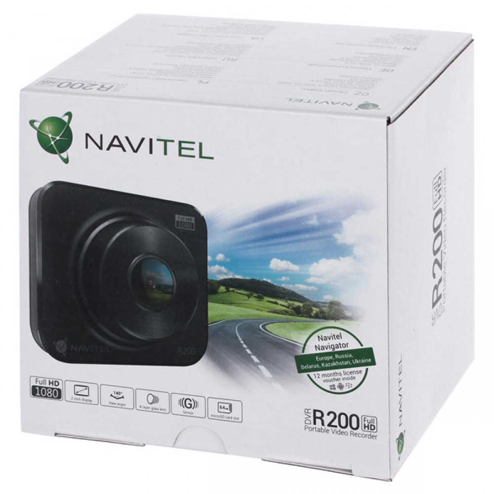 Видеорегистратор Navitel R200