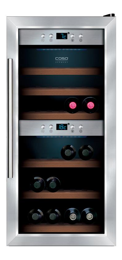 Винный шкаф Caso WineMaster 24