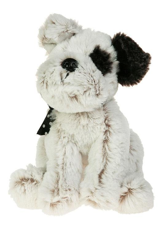 Купить Мягкая игрушка Button Blue Собака Джек, 26 см, Мягкие игрушки животные