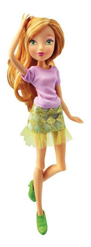 Кукла Winx Flora Городская магия