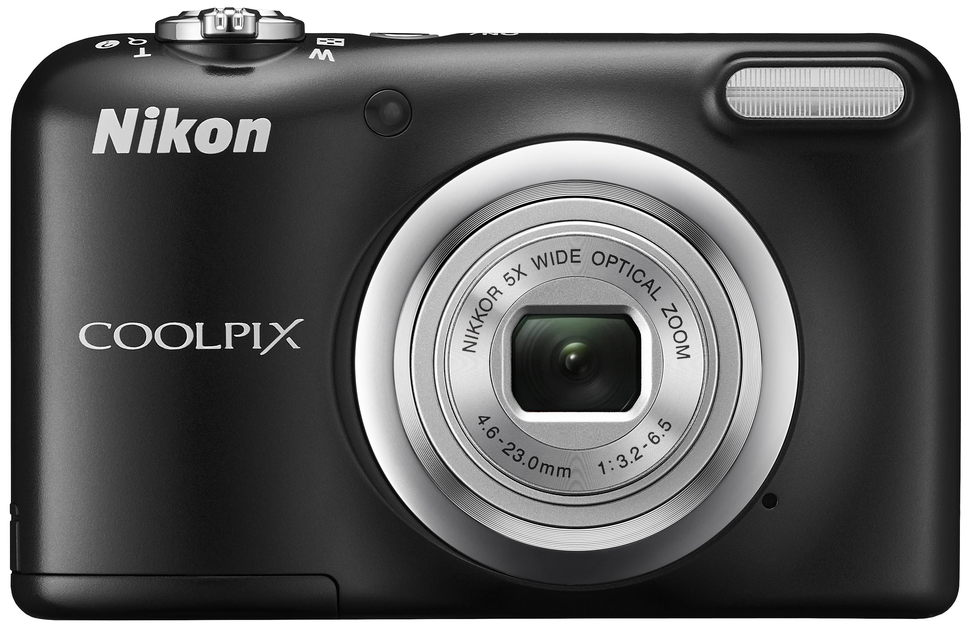 Фотоаппарат цифровой компактный Nikon Coolpix A10 Black