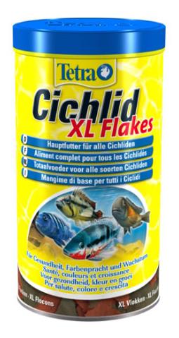 Корм для всех видов цихлид Tetra Ciсhlid