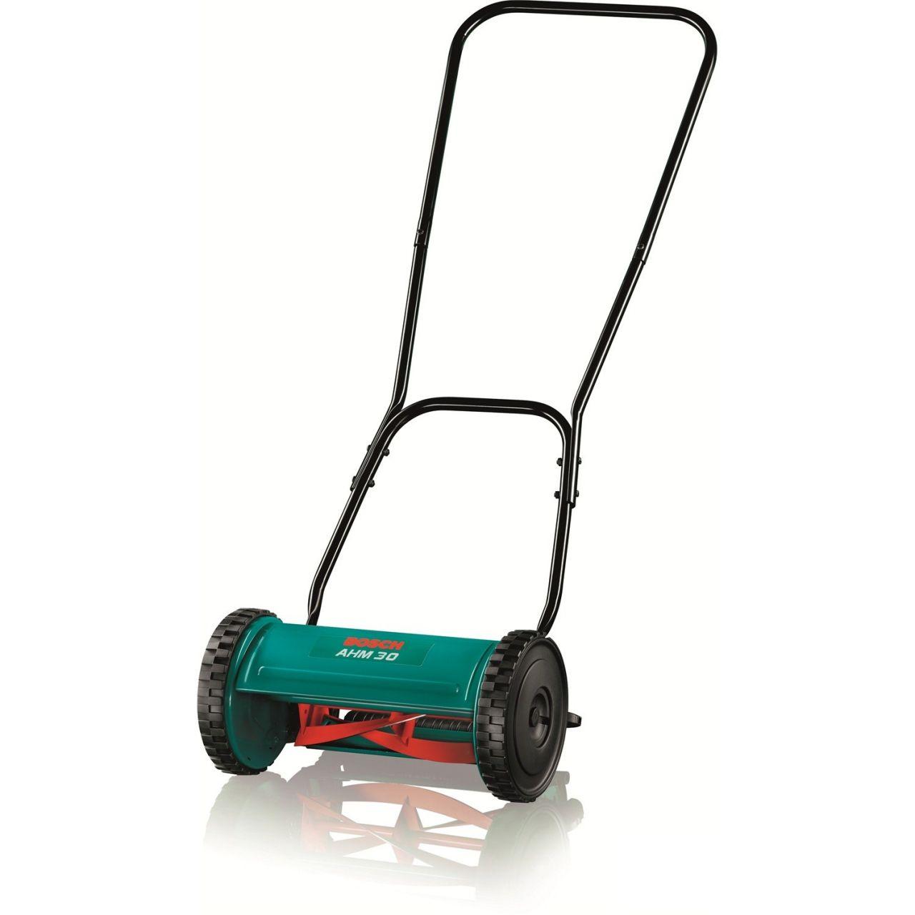 Механическая газонокосилка Bosch ahm 30 600886001