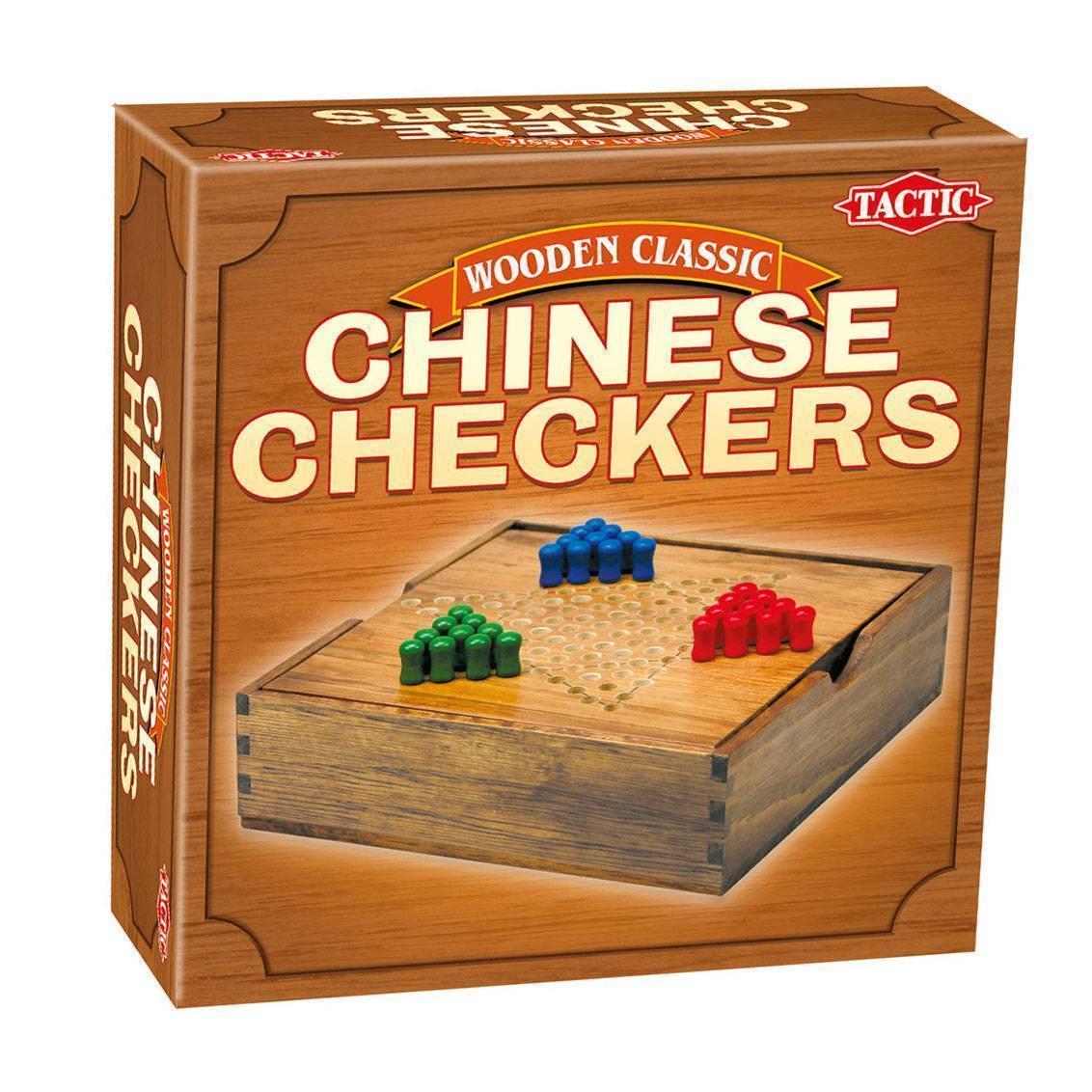 Купить Китайские шашки. Мини, Настольная мини-игра Tactic Games Китайские шашки. мини 14026N, Шахматы, шашки, домино и нарды