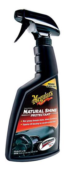 Средство для защиты винила и резины Ultimate Natural Shine Protectant 473мл G-4116