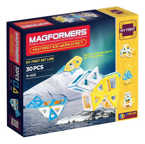 Купить Конструктор Magformers Ice World магнитный, Магнитные конструкторы