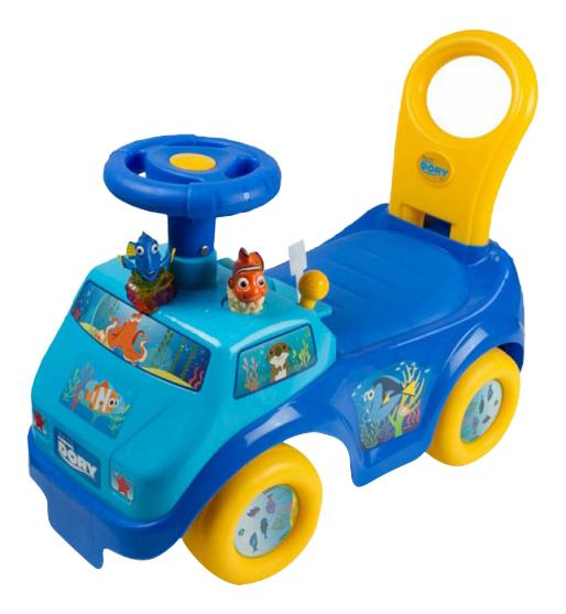 Купить Каталка-пушкар KiddieLand Полицейская машина Микки Мауса , Машинки каталки