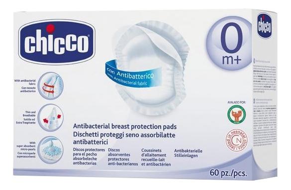 Прокладки для груди Chicco Прокладки для груди 60 шт. фото