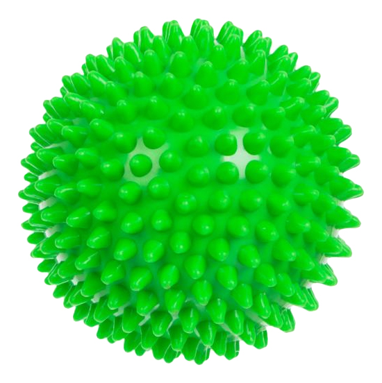 Массажер для тела Альпина Пласт Иглбол зеленый
