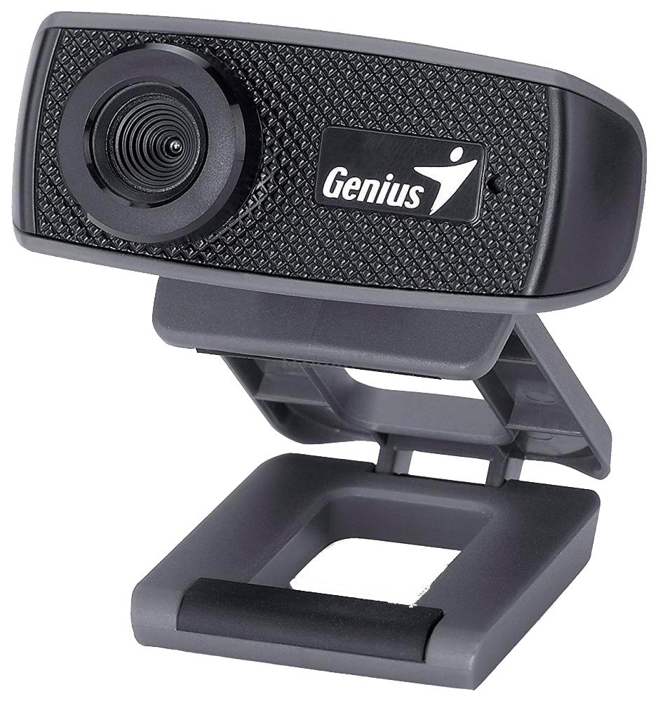 Web камера Genius Facecam 1000X Black