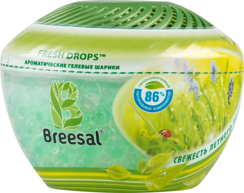 Освежитель воздуха Breesal fresh drops свежесть летнего