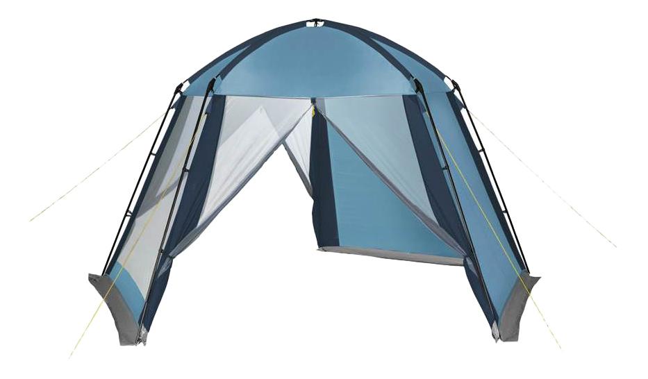 Шатер Trek Planet Weekend Dome 70260 голубой/синий/серый