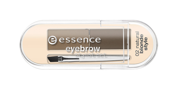 Пудра для бровей essence Eyebrow Stylist