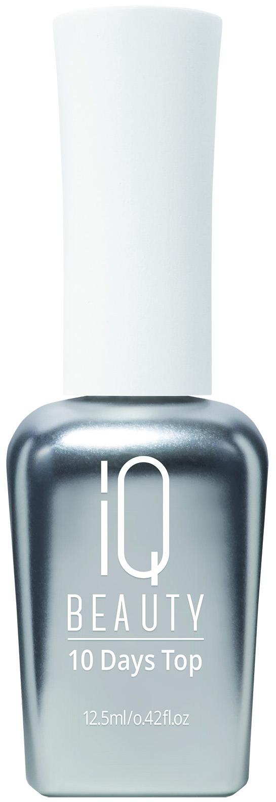 Закрепитель лака для ногтей IQ Beauty