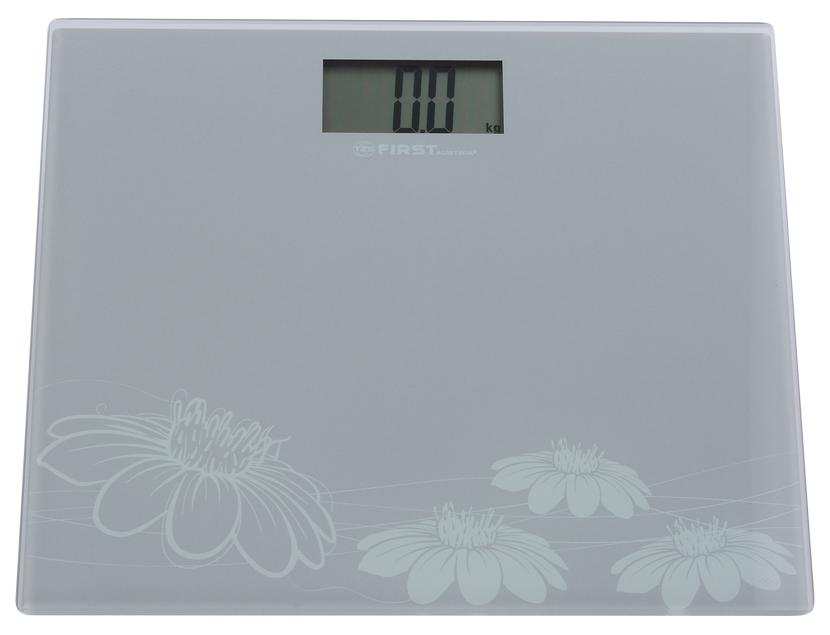 Весы напольные First FA 8015 2 Grey