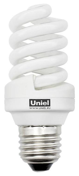 Лампа энергосберегающая (00076) E27 15W 2700K спираль