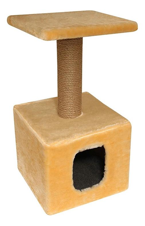 Комплекс для кошек Гамма малый квадратный 20902001АМ цвет