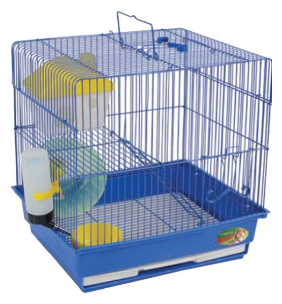 Клетка для мышей, хомяков, крыс Triol 34х28х35см