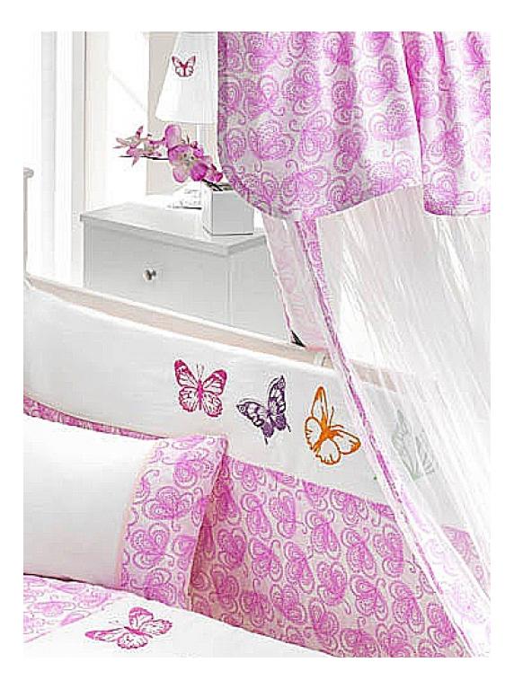 Балдахин для детской кроватки Bebe Luvicci Little Wings