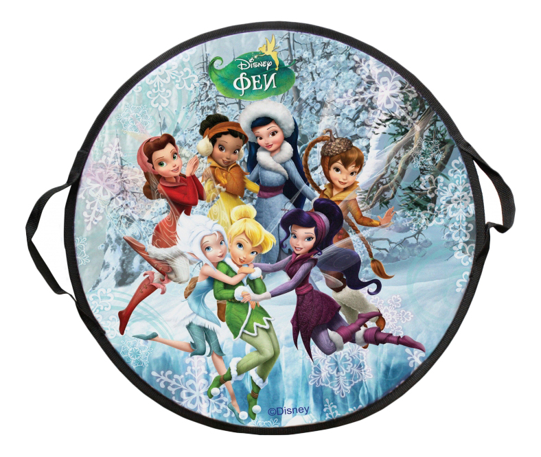 Ледянка Disney Феи круглая 52 см