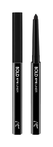 Подводка для глаз NICKA K NY Bold Eye Liner aa061 Black 0,56 г