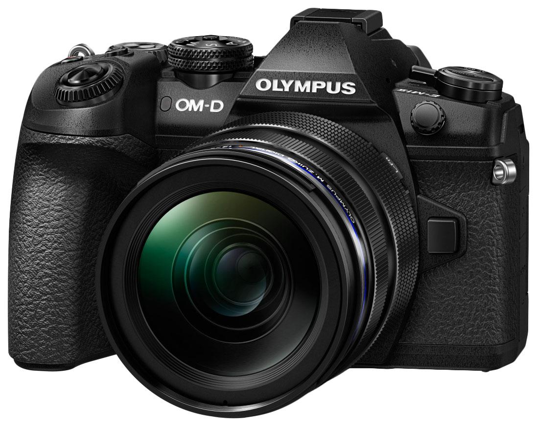 Фотоаппарат системный Olympus OM-D E-M1 Mark II 12-40 Black фото