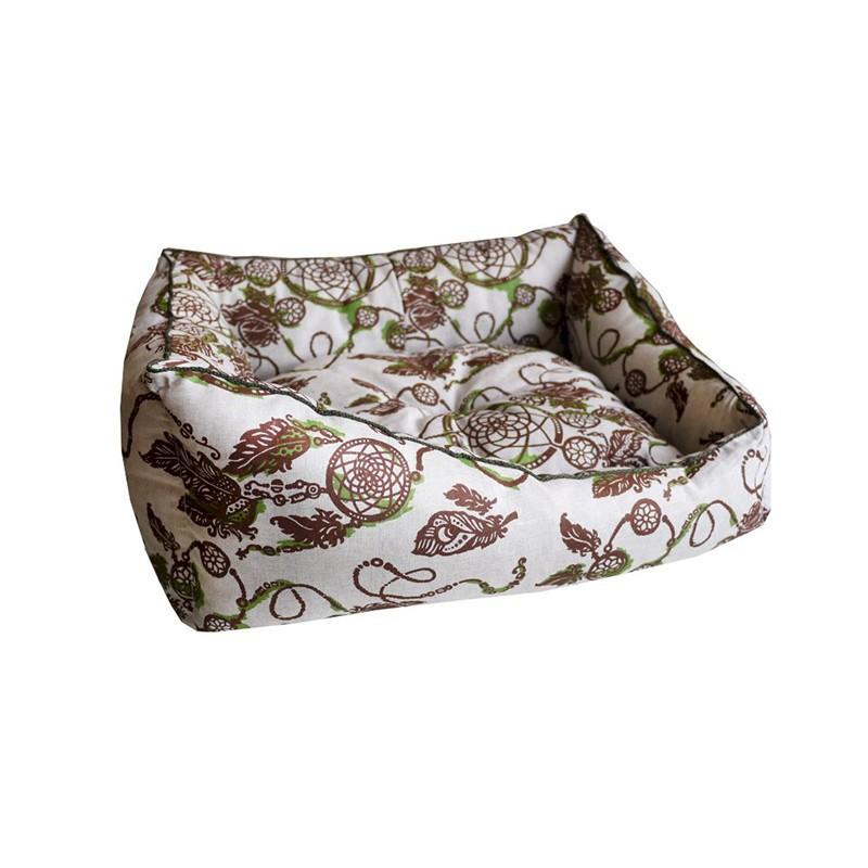 Лежанка для кошек и собак ZooExpress 40x55x23см