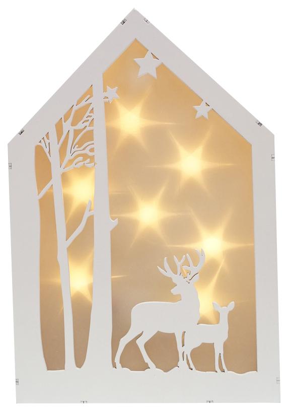 Светильник новогодний Олени