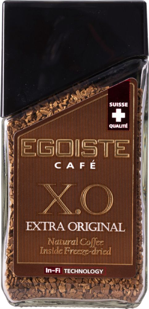 Кофе растворимый Egoiste x.o. 100 г фото