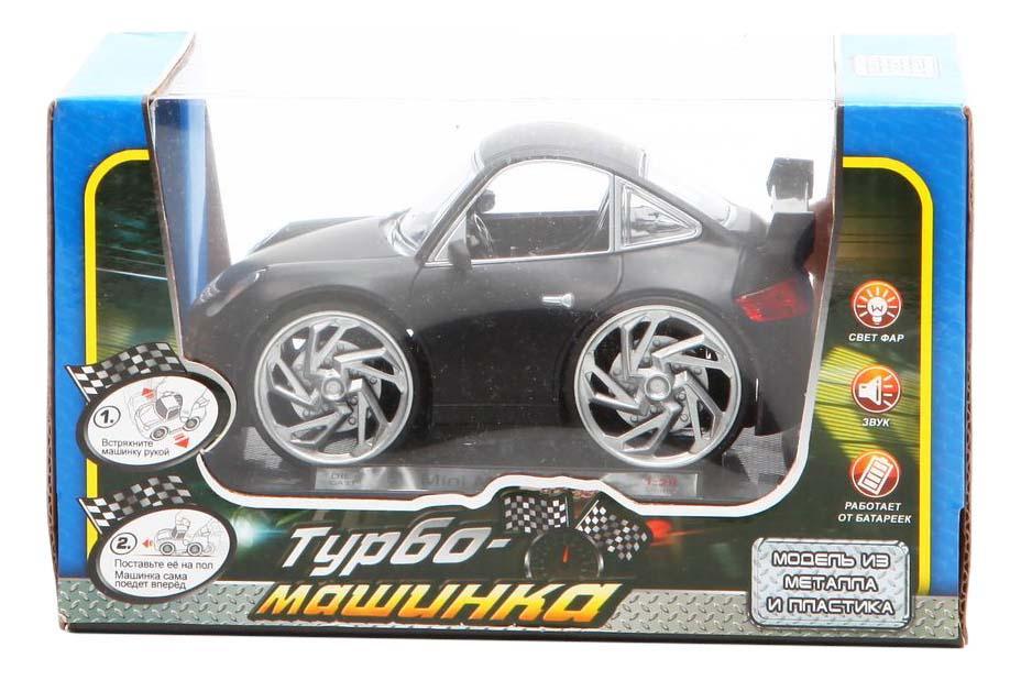 Купить Турбо машинкасо звуком заводится от встряхивания рукой Zhorya ZYB-B0677-4, Игрушечные машинки