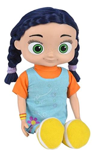 Кукла мягкая Simba Висспер тряпичная 38 см