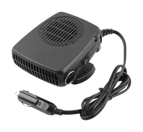 Вентилятор автомобильный с функцией обогрева Bradex