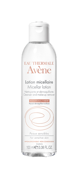 AVENE MICELLAR LOTION FOR CLEANING AND REMOVING MAKE-UP